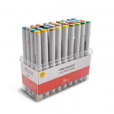 Купить Набор спиртовых <b>маркеров Finecolour Junior</b> Marker 36 ...