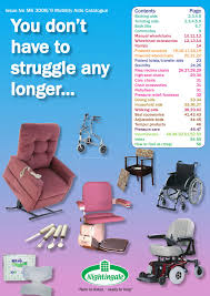 Mobility Aid Catalogue by Angela Berry - issuu