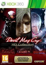 Devil May Cry HD Colletion RGH Xbox 360 Español Mega Xbox Ps3 Pc Xbox360 Wii Nintendo Mac Linux