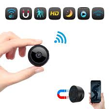 Super Portable <b>Pocket</b> Body Camera, Wireless <b>HD 1080P Mini</b> ...
