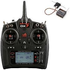 Семиканальная радиоаппаратура + <b>приемник Spektrum DX7</b> + ...