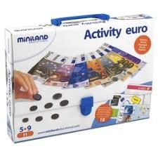 (миниленд) <b>Настольная игра</b> развивающие <b>Miniland</b> Euro 31916