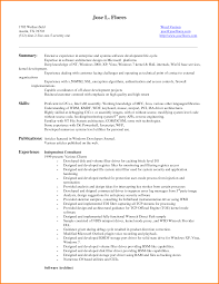 entry level resume summary nypd resume related for 5 entry level resume summary