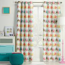 Owl Bedroom Curtains Kids Curtains At Spotlight Perfect Window Treatment