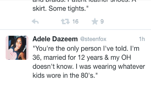 Sexual Assault and Women's Attire: Twitter Stories Defy Myths ... via Relatably.com