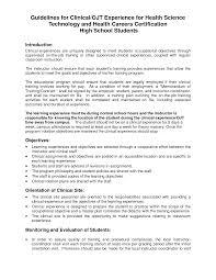sample objectives in resume for it ojt objectives in applying ojt sample objectives in resume for it ojt