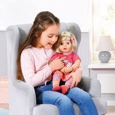 Baby Annabell <b>Talk</b> Back Julia <b>43cm</b> Doll - Baby Annabell | Smyths ...
