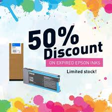Up to 50% OFF Expired <b>Epson</b> Inks - Photomart