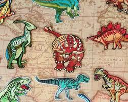 <b>Dinosaur patches</b> | Etsy