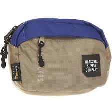 Купить <b>сумку поясная Herschel Tour</b> Small Black/Brindle/Surf The ...