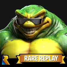 Lead Character Artist - Battletoads- Rash ... - Portfolio of Sam Chester