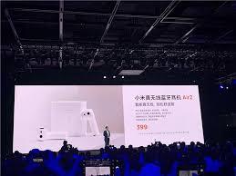 Новые полностью <b>беспроводные наушники Xiaomi Air 2</b> ...