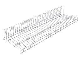 <b>Решетка для тарелок/чашек</b> Griglia в базу 1200мм, хром VIB0146 ...