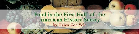 teaching essay food in the first half of the american history food in the first half of the american history survey is the first in a series of commissioned articles for the book channel that aim to help teachers and