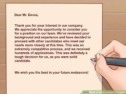 barneybonesus outstanding letter sample and letters barneybonesus extraordinary how to write a rejection letter sample letter wikihow amazing image titled