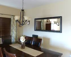 Mirror Dining Room Tables Dining Room Mirror Ideas Simple Table Centerpiece Wood Tables F