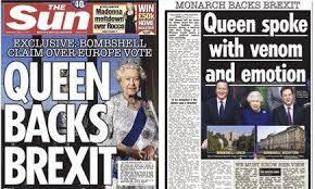 「elizabeth queen and exit」の画像検索結果