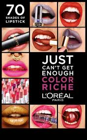 70 Shades of <b>Color Riche</b>