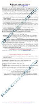 resume samples cv template cv sample resume sample for senior profile
