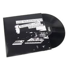 <b>LCD Soundsystem</b>: Electric Lady Sessions (<b>180g</b>) Vinyl 2LP ...
