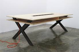 collaboration brilliant office work table