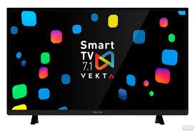 ЖК <b>телевизор Vekta LD</b>-<b>32SR4715BS</b> — купить в Красноярске ...