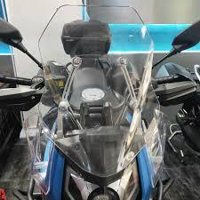 Front Motorcycle Windshield Windscreen Wind Deflectors <b>For</b> ...