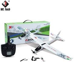 Beatie <b>Wltoys XK-A800</b> EPO Airplane Remote Control Toy 5 ...