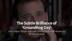 dabblethe subtle brilliance of groundhog day dabble