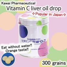 Nunomura Co Ltd: (V.A, V.D, V.C) Kawai <b>cod liver oil</b> drop Kawai ...