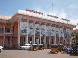 Nagercoil Junction railway station