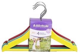 Купить <b>Вешалка Attribute Набор</b> детские Home AHC254 по ...