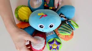 <b>Развивающая игрушка</b> осьминог <b>LAMAZE</b>. <b>Lamaze</b> Octivity Time ...