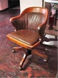 antique leather office chair. antique wood office chair 100 ideas leather on t