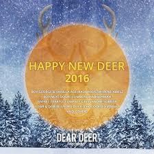 <b>Happy New Deer</b> 2016 from Dear Deer on Beatport