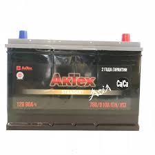 <b>AKTEX</b> Аккумулятор <b>АКТЕХ</b> STANDARТ <b>Asia</b> 90 А/ч EN 910 ОП ...