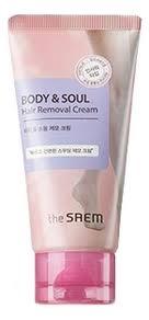 <b>Крем для депиляции Body</b> & Soul Hair Removal Cream 80мл