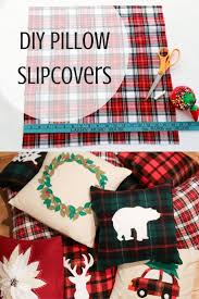 1000 ideas about Christmas Wishes on Pinterest Merry Christmas. DIY Pillow Slipcover Tutorial Looking to spruce up those boring couch pillows in hopes of