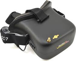 Видеошлем Eachine VR-007 PRO 4.3 HD FPV — купить в ...