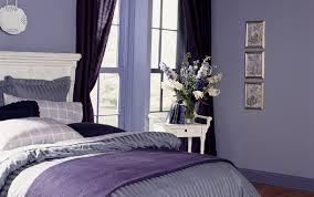 purple bedroom paint color
