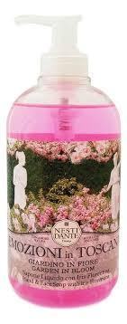 Купить <b>жидкое мыло Emozioni In</b> Toscana Garden In Bloom 500мл ...
