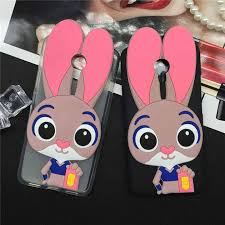 <b>Lovely Cartoon</b> Rabbit Case for Lenovo Vibe B <b>A2016</b> A1010 A20 A ...