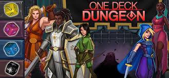 <b>One Deck</b> Dungeon on Steam