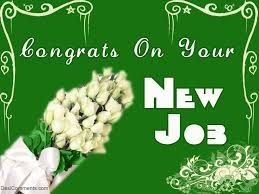 best congratulations on new job wishes pictures congrats on your new job card