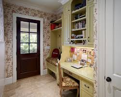 moms nook inspiration for a small timeless home office remodel in raleigh with a built in bedroom home office view