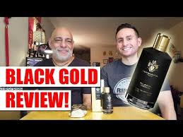 <b>Black Gold</b> by <b>Mancera</b> Fragrance / Cologne Review + Giveaway ...
