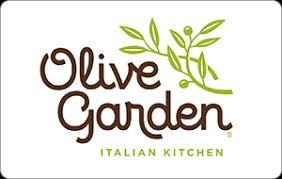 Olive Garden eGift Cards - Food & Restaurants   eGifter   eGifter