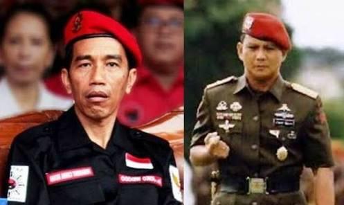 Netizen Bandingkan Jokowi-Prabowo di Forum Internasional: Bawa 1 Map, Trus yg Jawab