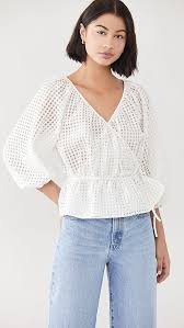 <b>Levi's Delilah Wrap</b> Top | SHOPBOP