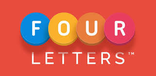 Four Letters - Apps on Google Play